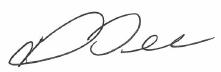 D. Lee Signature